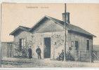 BB 29*/  CPA    CARPIQUET   (14) LA  GARE  (tres Rare) - France