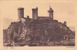 18458 Foix Le Chateau  LL 17 - Fort Donjon - Foix