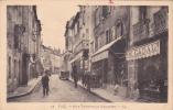 """18459 Foix - Rue Théophile Delcassé -LL 55 Commerce : Gadal Vente Gibier - """"chaussures Cendrillon"""" - Foix"""