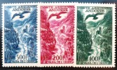 ANDORRE: OISEAUX (yvert PA 2/4) MNH// NEUF SANS CHARNIERE - Neufs