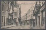 42 - ROANNE - Rue De La Sous-Préfecture Et Carrefour Helvétique - Roanne