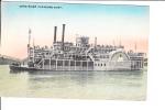 Ohio River Pleasure Boat Coney Island Steamer Princess Steamship - Dampfer