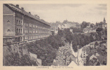 Casernes & Corniche, Luxembourg, 1900-1910s - Cartoline