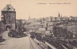 Porte De Treves & Panorama, Luxembourg, 1900-1910s - Autres
