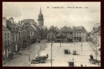 Cpa Du 22  Lamballe Place Du Marché  LAM26 - Lamballe