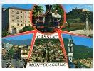 E333 Cassino (Frosinone) - Montecassino - Multipla / Non Viaggiata - Altre Città