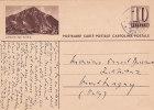 Entier Postal Avec Illustration De Aeschi Bei Spiez - Entiers Postaux