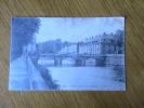CAEN  L ORNE AU PONT DE VAUCELLES 1909 - Caen