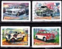 Australia Scott   583-6 Very Fine Used Set Of Classic Cars - 1990-99 Elizabeth II