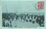 SAN MARINO REPUBLICA DI SAN MARINO LA PROCESSIONE DE SAN MARINO 1923 - Saint-Marin