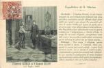SAN MARINO REPUBLICA DI SAN MARINO GENERALE GARIBALDI ED BELZOPPI - Saint-Marin