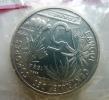 Essai De 5 Francs Banque Centrale Des Comores  1984 - Comoros