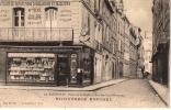 CPA .  LA ROCHELLE . BIJOUTERIE ROUSSEL.place De La Caille;rue Des Gentilshommes.BE. - La Rochelle