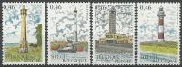 OBP 3529 / 32 **Vuurtorens - Unused Stamps