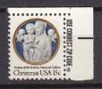 H1708 - ETATS UNIS UNITED STATES Yv N°1226 ** NOEL CHRISTMAS - Ungebraucht