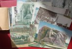 RARE Latvia Edition Of Warrior's Cemetery Committee - Collectibles Set Of 18 Old Postcards - Bralu Kapi - Latvia