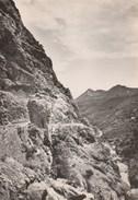 CORSE - Route De GHISONI à GHISONACCIA. - Défilé De L'INZECCA. Voyagée 1955 - France