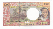 Polynésie Française / Tahiti - 1000 FCFP / Q.045 / 2011 / Signatures Barroux-Noyer-Besse - Neuf / Jamais Circulé - Papeete (Polynésie Française 1914-1985)