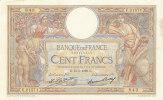 BILLET / 100 FRANCS  LOUIS OLIVIER MERSON TB 25-5-1928 - 100 F 1908-1939 ''Luc Olivier Merson''