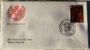 SMOM 1998- ORIGINAL FDC SAN GIOVANNI 1998 LIMITED EDITION - Sovrano Militare Ordine Di Malta