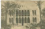 Libya, Royal Palace Of Tripoli, 1930s-1940s Used Postcard [P6550] - Libya