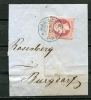 Germany /Hanover 1911 Part Of Cover - Hanover