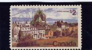 CANADA, 1973, USED, # 601  LANDCAPE DEFINITIVE: QUEBEC $ 2.00    WYSIWYG - 1937-1952 Règne De George VI