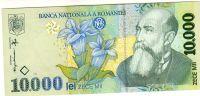 10000 LEI 1999 BANKNOTE UNC ROMANIA - Romania