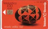 Slovenie, Chip 100 Units, Pâques, Petite Tirage - Slovénie