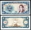Chile ND (1962-75) 100 Escudos. P# 141 Vf - Chile