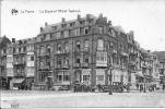 La Panne 393: La Digue Et L'Hôtel Teirlinck - De Panne