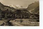 Reichenbach Mit Blümlisalp Bachfluh Und Aermighorn 1954 - BE Berne