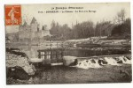 JOSSELIN. - Le Port Et Le Barrage - Au Fond, Le Château - Josselin