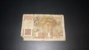 Francia. 100 Franc . - 1871-1952 Frühe Francs Des 20. Jh.