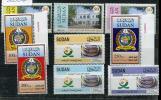 SUDAN   3 Séries** Complètes De 2004 - Soudan (1954-...)