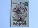 Un BONJOUR De MONTPELLIER - Montpellier