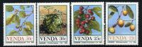 VENDA  Fruits Baies 1985  **     Mint NH - Vignettes De Fantaisie