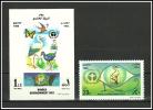 Egypt 1998 ( World Environment Day ) - With Imperf S/S - MNH** - Umweltverschmutzung