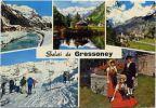 Val 4724Saluti Da Gressoney - Italia