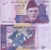 PAKISTAN 50 RUPEES 2010 P NEW SIGN UNC - Pakistan