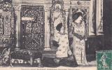 18496 THEODORA (SARAH BERNHARDT) POIGNARDANT MARCELLUS ; Cliché Boyer éd ? - Théâtre