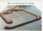 18529 PORNICHET (44) - Nouveau Port La Baule . Cap Théojac . Vue Aérienne Bateaux Voilier
