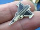 (pin911b) Pin´s Pins De Collection THEME / AVIONS AVIATION ESPACE / AVION FRANCAIS NON IDENTIFIE  PEUT ETRE RAFALE  OU M - Airplanes