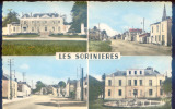 A VOIR ! LES SORINIERES MULTIVUES CHATEAUX RUES ROUTES THEMES 44 LOIRE ATLANTIQUE - Francia