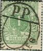 Belgique - No26 Oblitéré Bruxelles, Double Ellipse Pour Imprimés, PP Dans Segment, Centre Muet, Concours, TTB - 1869-1888 Lion Couché (Liegender Löwe)