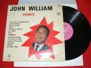 JOHN WILLIAM CHANTE SI TOI AUSSI TU M ABANDONNES EDIT PATHE - Religion & Gospel
