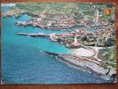 Llanes Aerial View Spain 1974 Used Postcard - Asturias (Oviedo)