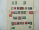 VEND BEAU LOT DE TIMBRES DES ETATS-UNIS D´AMERIQUE (U.S.A.) , SUR 2 F.A. - Collections