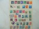 VEND BEAU LOT DE TIMBRES D´ESPAGNE , SUR 9 F.A. - Collections