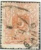 Belgique - No28 Oblitéré Gand, Double Ellipse Pour Imprimés, PP Dans Segment, TTB - 1869-1888 Lion Couché (Liegender Löwe)
